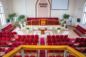 A Vajdakamarási Adventista Gyülekezet imaháza