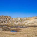 A tordatúri kőbánya helye