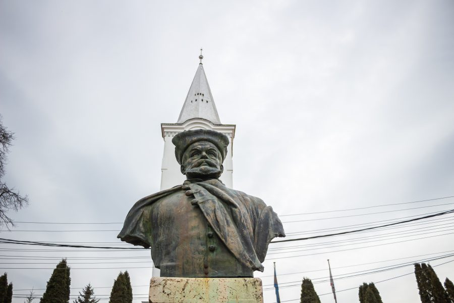 Bocskay István szobor