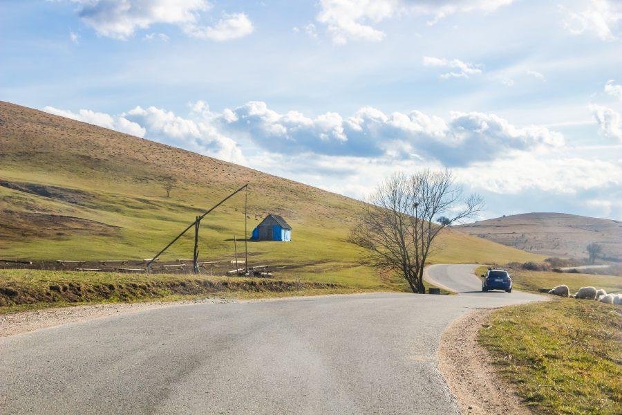 Mezőségi tájkép
