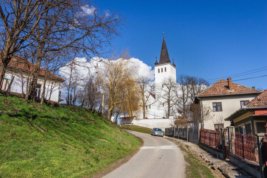 Szék részei Felszeg, Csipkeszeg és Forrószeg