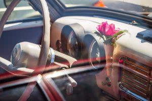 Virágillat az autóban is
