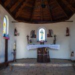 A kápolna belseje