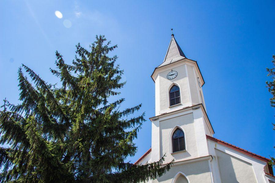 Református templom, Beszterce