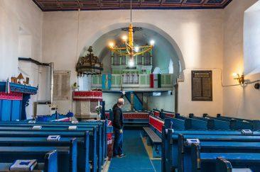 Református templom – Erdőszentgyörgy - Erdélyi képek