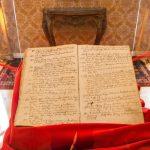 Rhédey Klaudia keresztelési anyakönyve