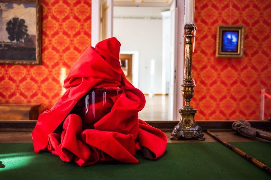 Rhédey Klaudia magyar grófnő szívének rekonstrukciója
