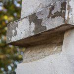 Rovásírásos emlék az erdőszentgyörgyi református templom külső falán