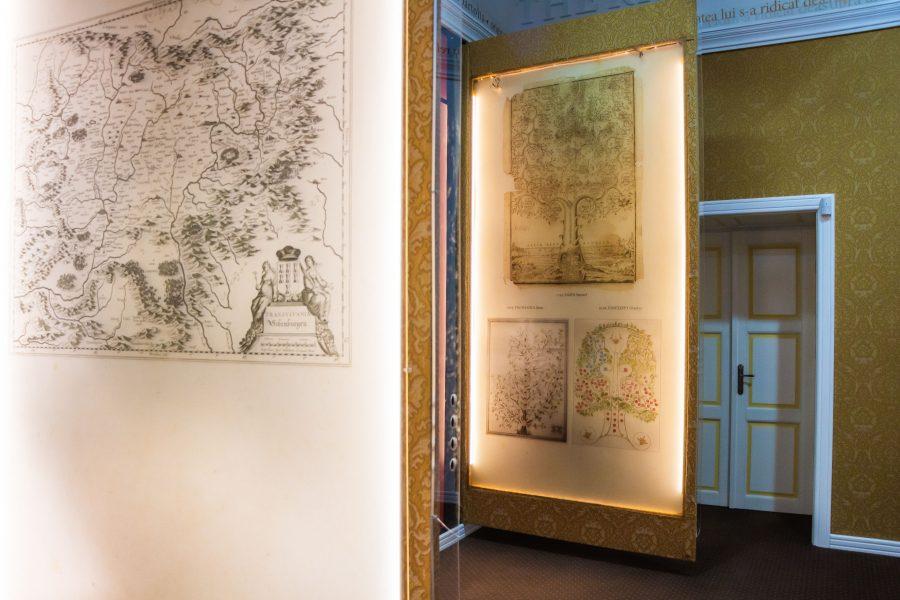 Szétnyíló falak mesélnek a Rhédey család történelméről