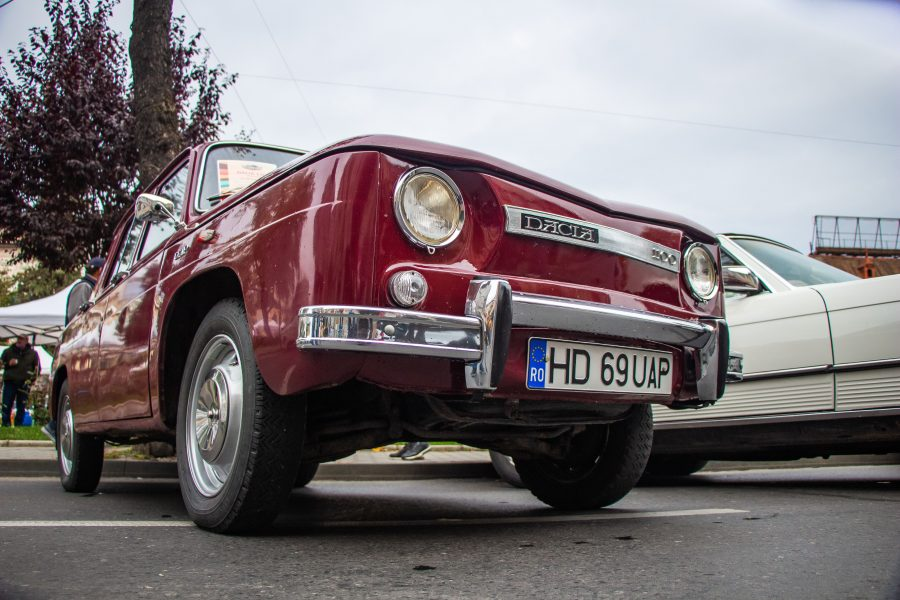Dacia 1100, az Automobile Dacia legelső modellje