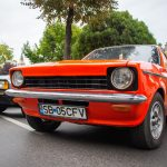 Egy narancssárga Ford, vagy inkább Opel?