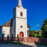 Református templom, Nyárádselye