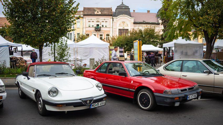 Szebbnél-szebb autók az őszi autókiállításon